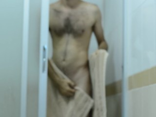 After shower (About me...)