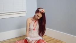 Naughty Nurse Teaser 2 - Halloween 2017 - MissKittyMoon.ManyVids.com