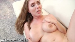 Lena Paul and her Big Titties Drilled to Orgasmic Finish