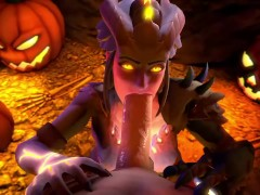 Halloween Video Game Compilation 2017