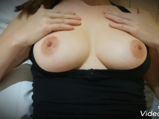 Nice big sexy natural tits