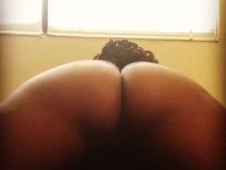 Watch this big juicy ass bounce