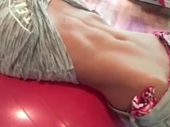 Gina's abs 2