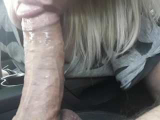 Big Cock Car Blowjob - Princess Poppy