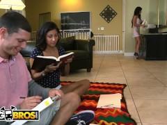 BANGBROS - Boyfriend Dreams Of Fucking Girlfriend's MILF Stepmom