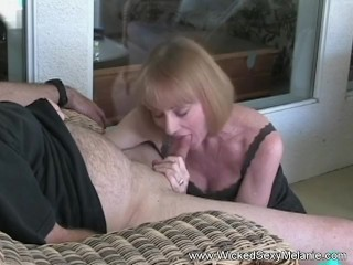 Grand Blowjob From Grandmother