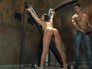 bondage sex all tied up with teal conrad