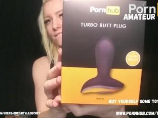 Unboxing Our Pornhub Toys!! - OurDirtyLilSecret