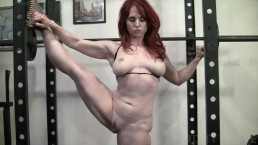 Naked Female Bodybuilder Loves