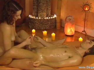 Handjob Massage Exotic Tutorial From India