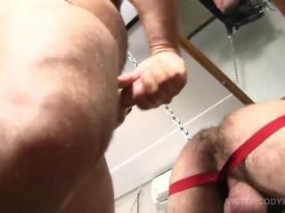 Gorilla Porn Barebacking Sex Orgy