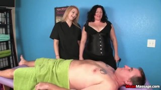 Preview 4 of Tag-team domination massage
