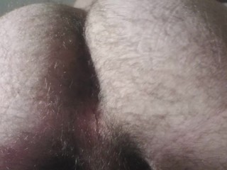 Hairy ass twerk