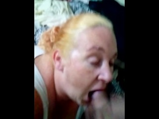 30yo milf cum in hair