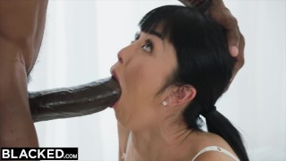 BLACKED Japanese Journalist vs The BIGGEST BBC IN THE WORLD  dick, blowjob, bbc, doggystyle, hairy, hairy asian big asian, facial, brunette pussy, bush, interracial, cock, lingerie, cowgirl, brunette,