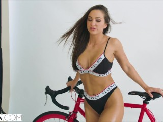 VIXEN Abigail Mac Gets Physical Again