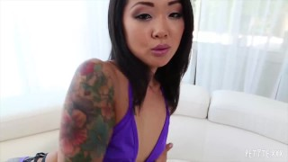 Saya Song is a Petite Asian Who Squirts Hard as She Fucks  hairy pornstar bikini stocking rimming fingering orgasm tattoos small boobs pussy masturbation saya song blackhaired petitexxx