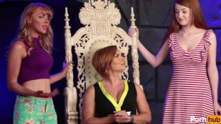Preview 1 of Lesbian Family Affair 03 - Scene 2