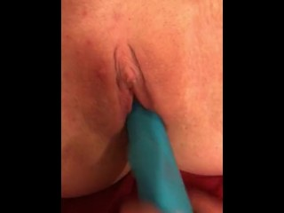 Her first sex toy