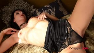 Hot Tatto Girl From Czech Monika Benz