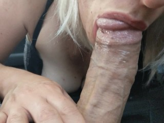 Huge Cock Blowjob Parking Lot - Princess Poppy