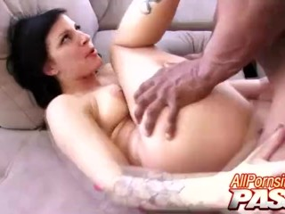 Tori Lux Loves Being Blacked
