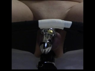 The Rambone Challenge: Mount, Bounce, and Ride the Shaft!