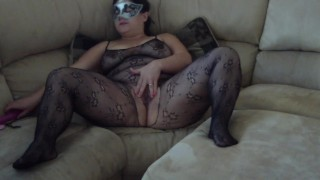 Preview 2 of Husband catches wife playing with herself...