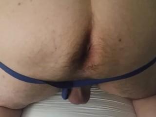 Cum hole shooting