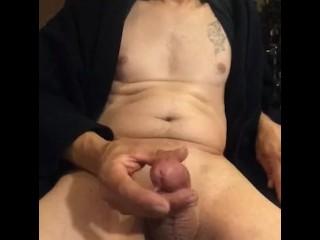 Cumming in the morning