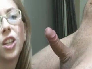 Facial cumshot for mistress t