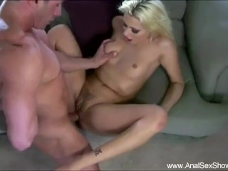 Cindy Loves Cock That Can Pleasure Her Tushy