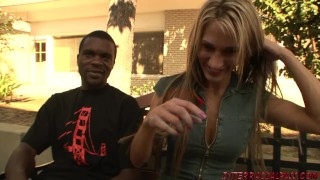 Preview 3 of Sarah Jessie in big black cock tag teaming threeway