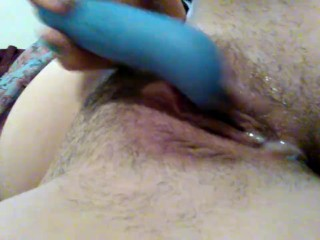 Squirting College cutie toys herself