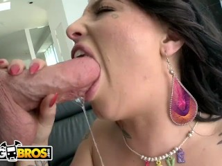 BANGBROS - Christy Mack's big ass is so perfect for a white girl