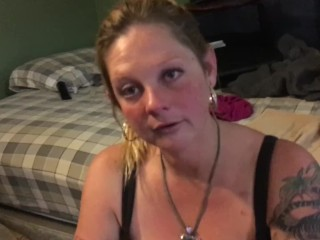 New whore fell concussed head talking shit cukold wants bigger fat cock BBC