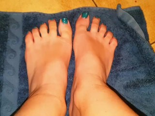 Lucy's Foot Washing and Massage 1