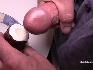 Sperm Prank - watch full clip at ladykarame.net