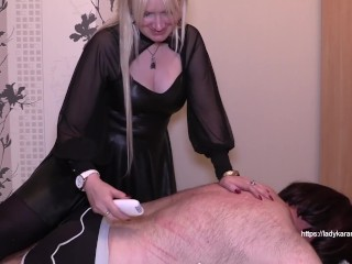 Painful epilation - Watch full clip on Ladykarame.net