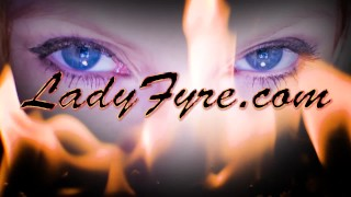 Impregnate Me or DIE! Executrix Porn by Lady Fyre Femdom  olivia fyre virtual sex point of view panties bdsm redhead femdom mom milf butt rope mother mistress big boobs femdomme executrix