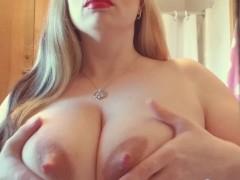 Milking tits2