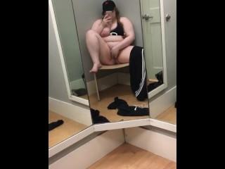 Public Masturbating