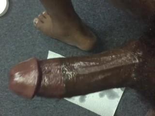 Big dick play