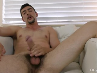 Chase Klein Solo Gay Masturbation