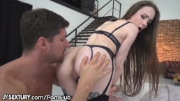 21Sextury Tasting Angel Rushes Ass