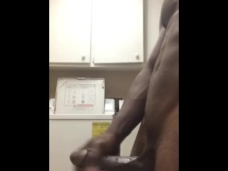 Solo jerk off hot abs