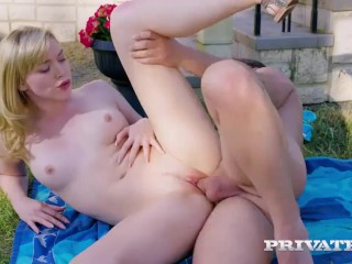 Anny Aurora fucks the gardener