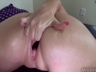 Curvy Wife Satisfied by Husband's Friend