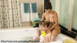 NuruMassage Do You Bathe With My Husband Like This?