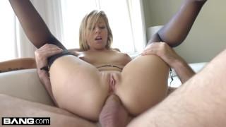BANG Gonzo - Zoey Monroe RAW INTENSE anal fucking